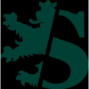 """""""S"""" mit Löwenkopf und Klauen"""